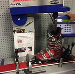 Adjust & Test Skis