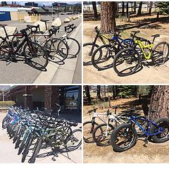 bike rentals & repairs