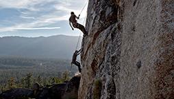 climbing rentals