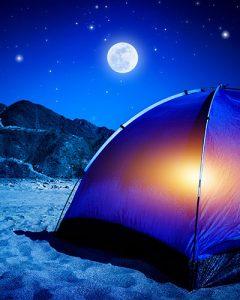 Hiking & Camping Lake Tahoe