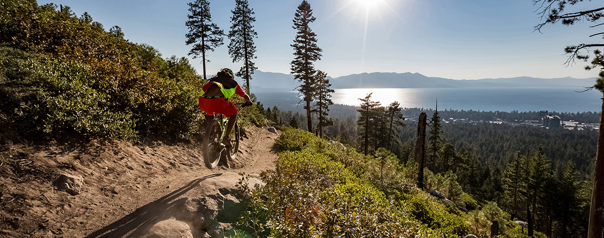 Tahoe Local Trail, Camping and Biking info