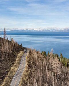 Road Bike Lake Tahoe
